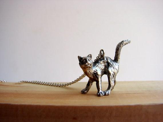 Collar gargantilla gato 2
