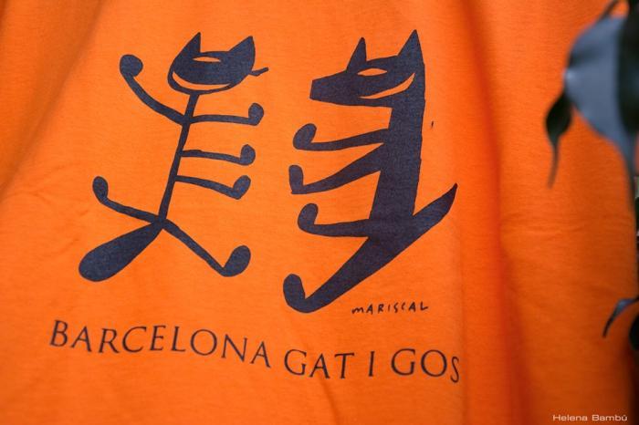 Camiseta de Mariscal para Barcelona Gat i Gos