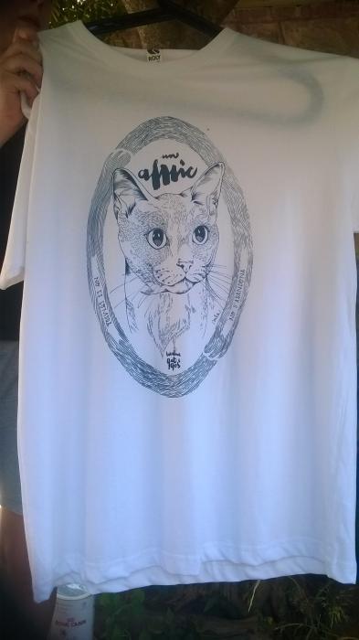 Camiseta Un Amic