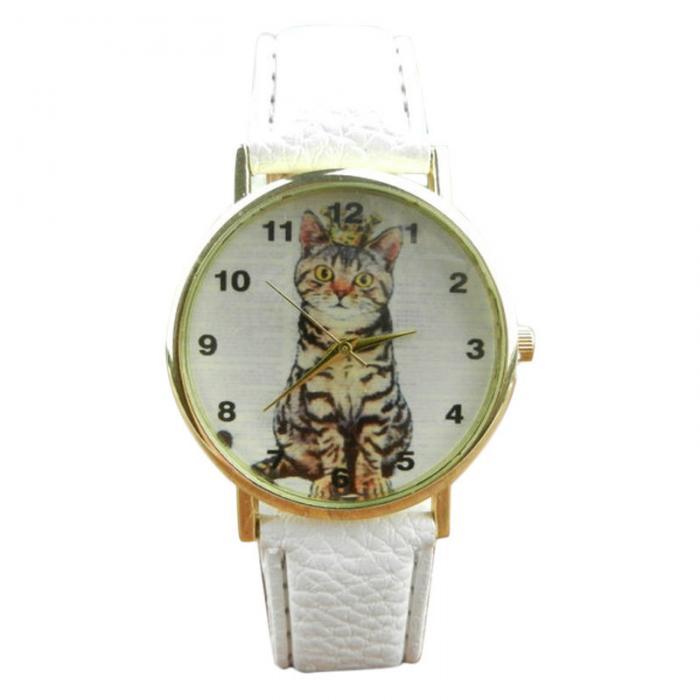 Reloj de pulsera gatuno 1