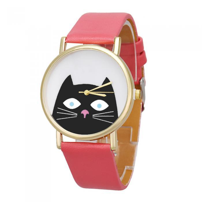 Reloj de pulsera gatuno 2