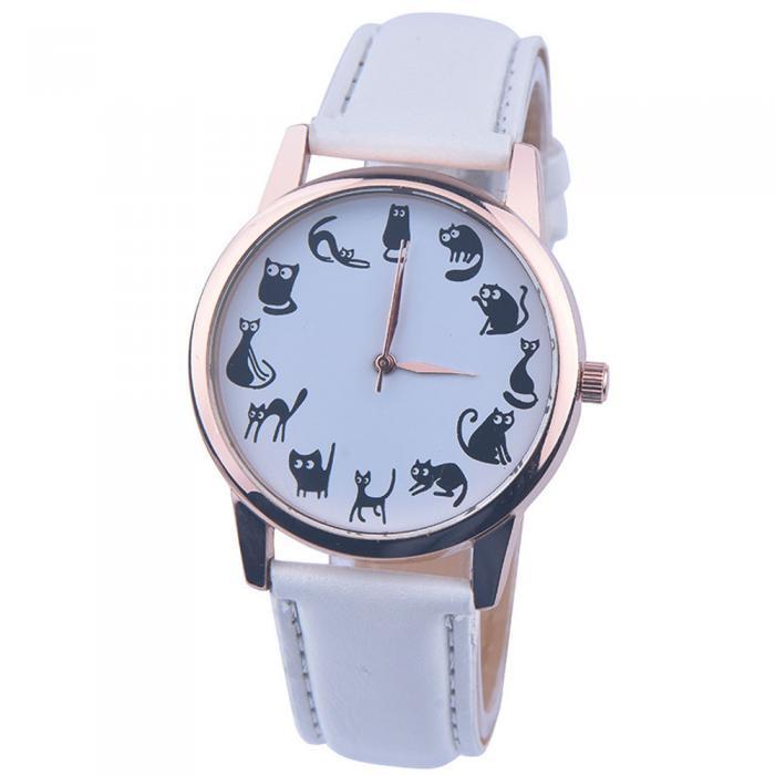Reloj de pulsera gatuno 5
