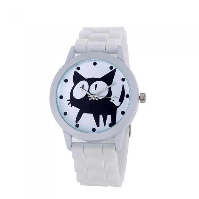 Reloj de pulsera gatuno 8