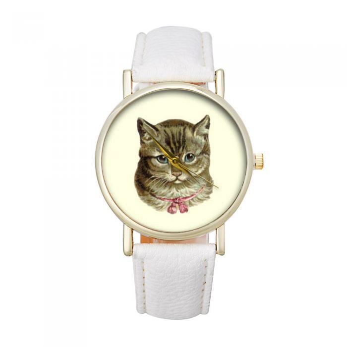 Reloj de pulsera gatuno 11